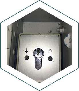 Elevator Emergency Lock